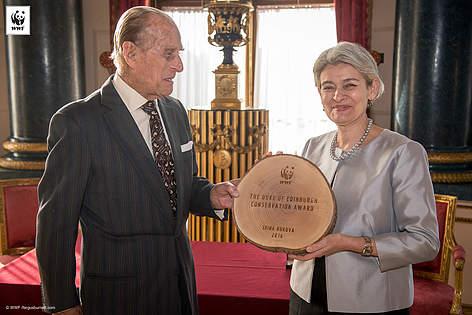WWF Duke of Edinburgh Conservation Award | WWF