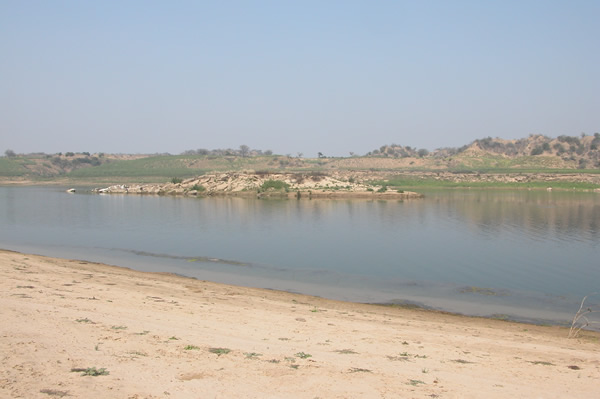 chambal in india map