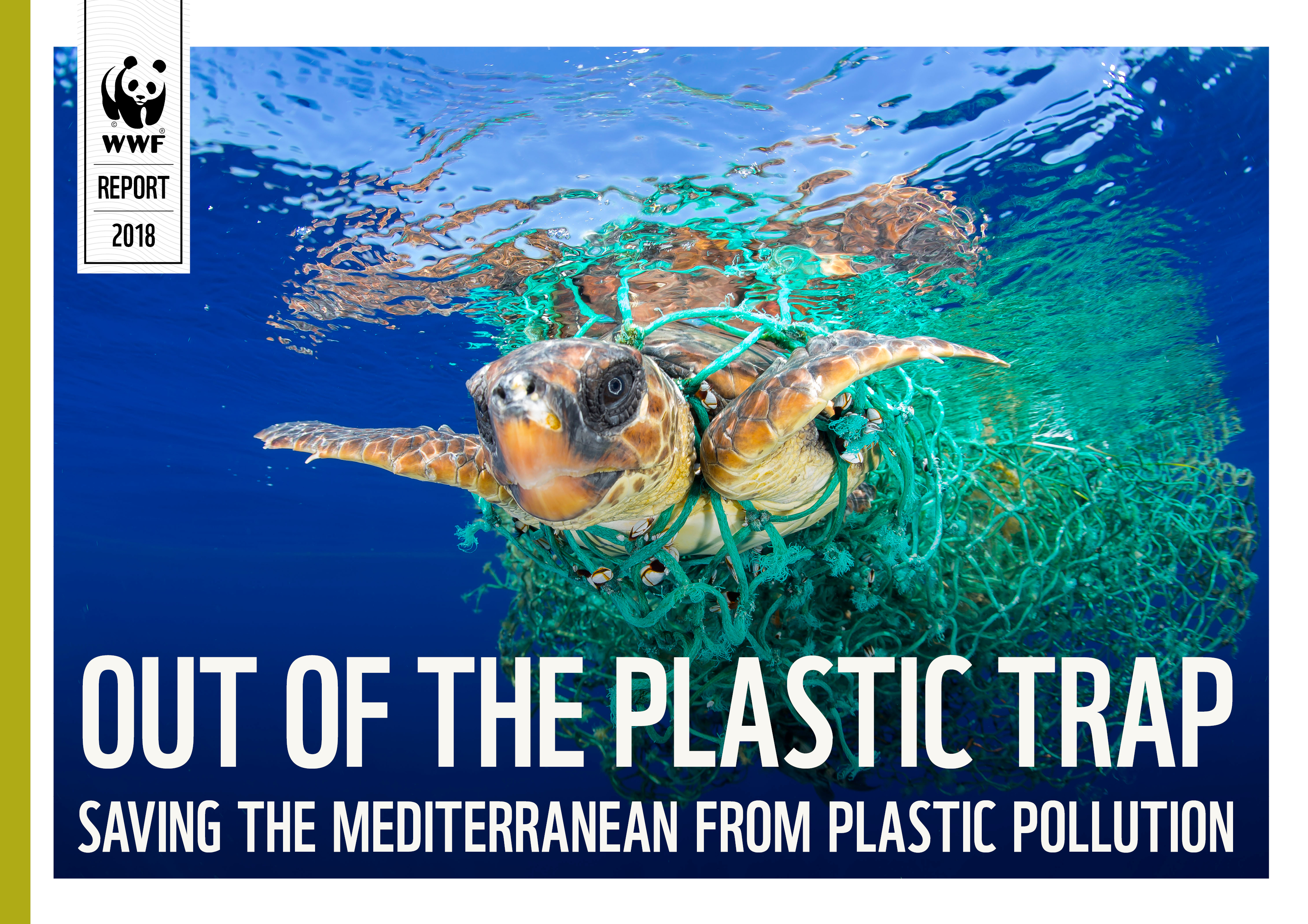 The Mediterranean at risk of becoming 'a sea of plastic