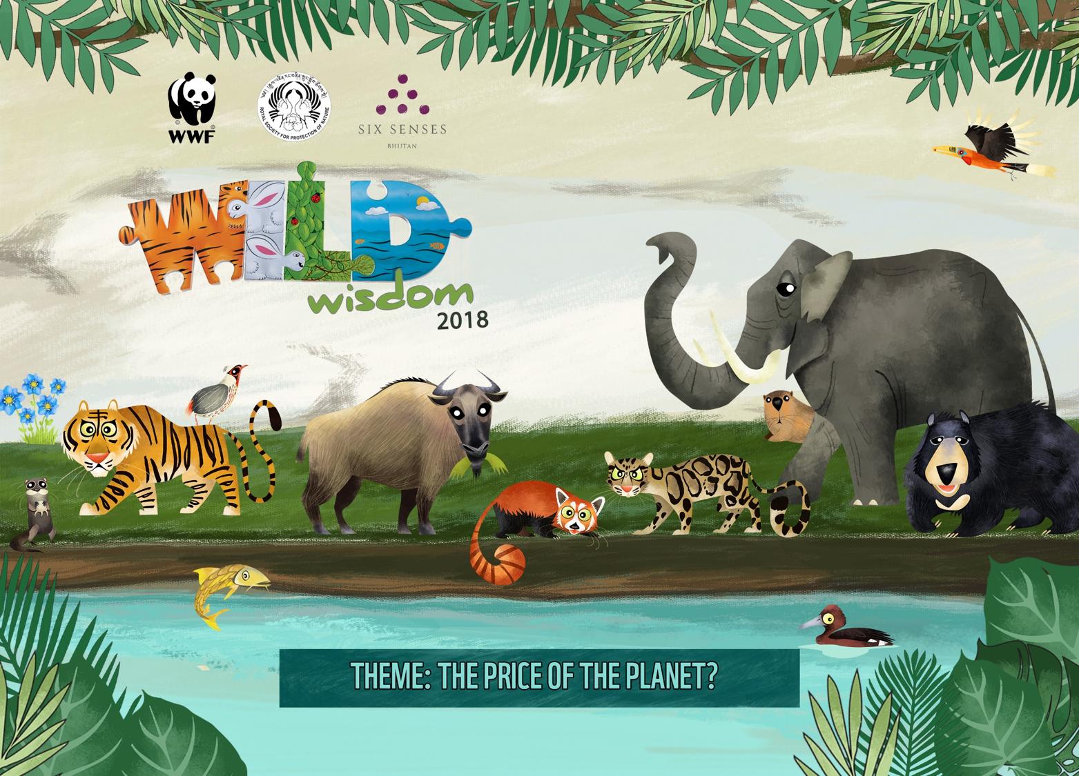 Bhutanese Children Compete in Asia's Biggest Wildlife Quiz | WWF