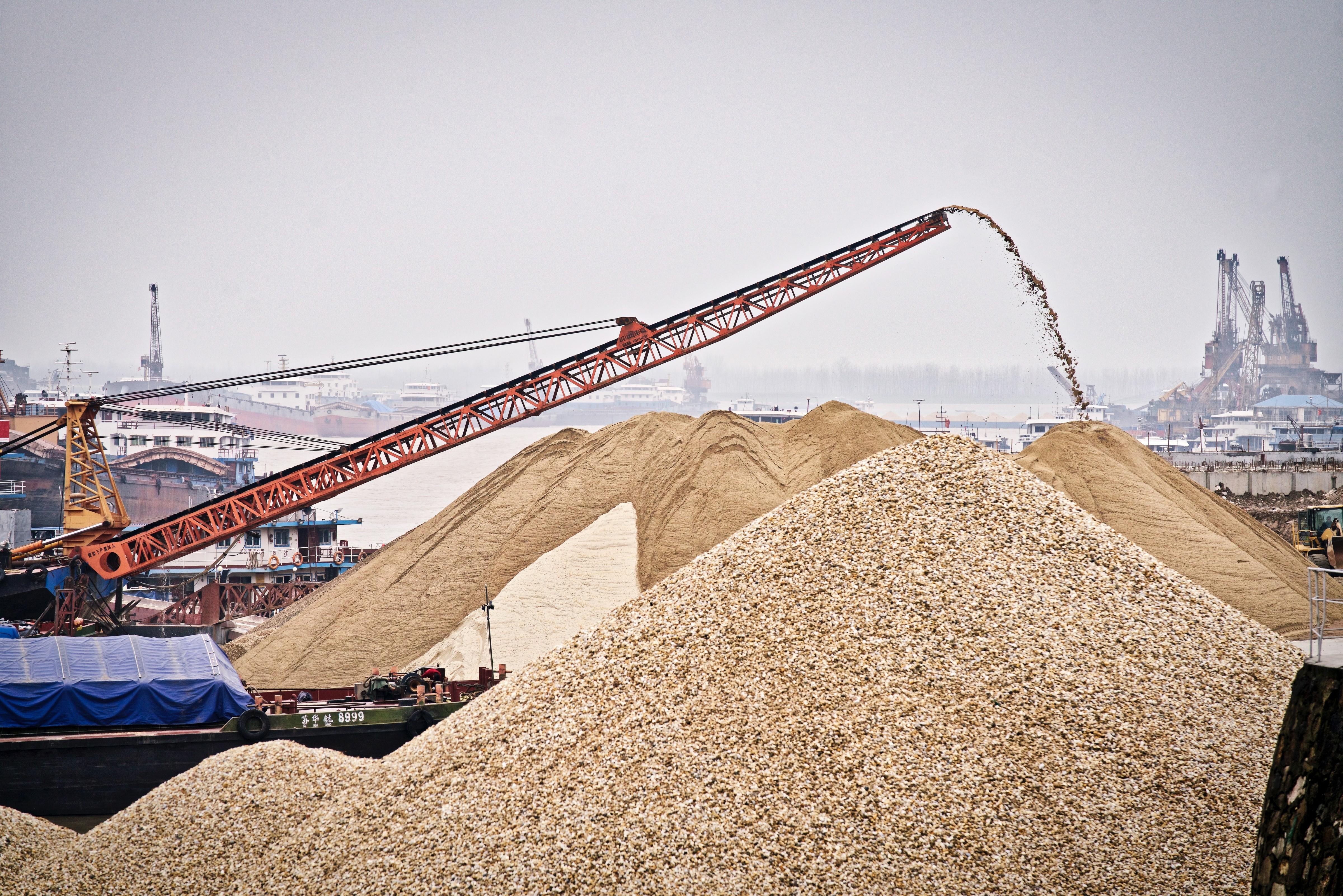 Uncovering sand mining's impacts on the world's rivers   WWF