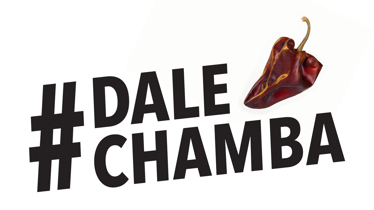 ¡Conoce #DaleChamba!
