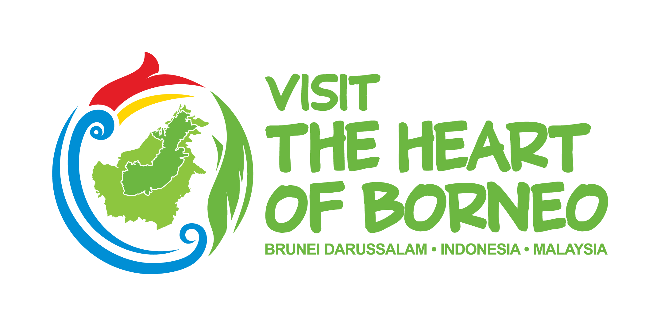Visit The Heart of Borneo, HoB, Campaign, brunei darussalam, indonesia, malaysia