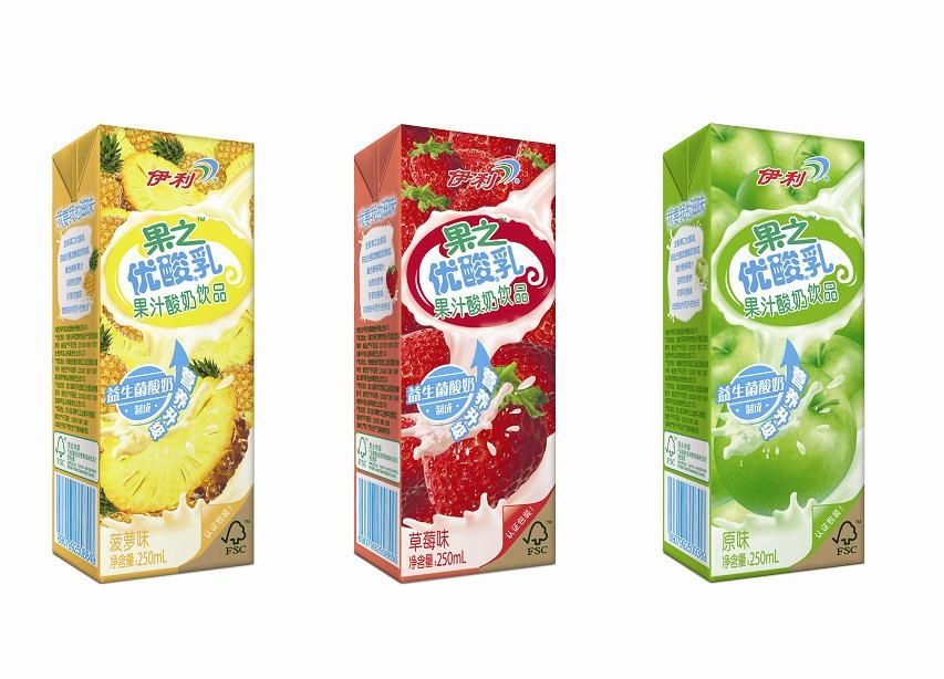 SIG Combibloc Launches China's First FSC-certified Carton