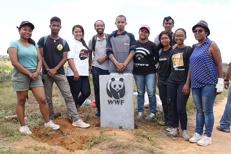 Malagasy youth are committed to biodiversity