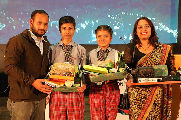 Ghataraj Memorial School to represent Nepal in Asia's biggest wildlife quiz!