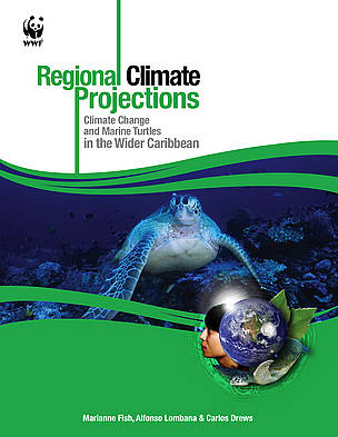 Regional Climate Projections. Climate Change and Marine Turtles in the Wider Caribbean