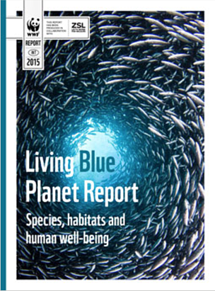 REPORT: Living Blue Planet Report: Species, Habitats and Human Well-being