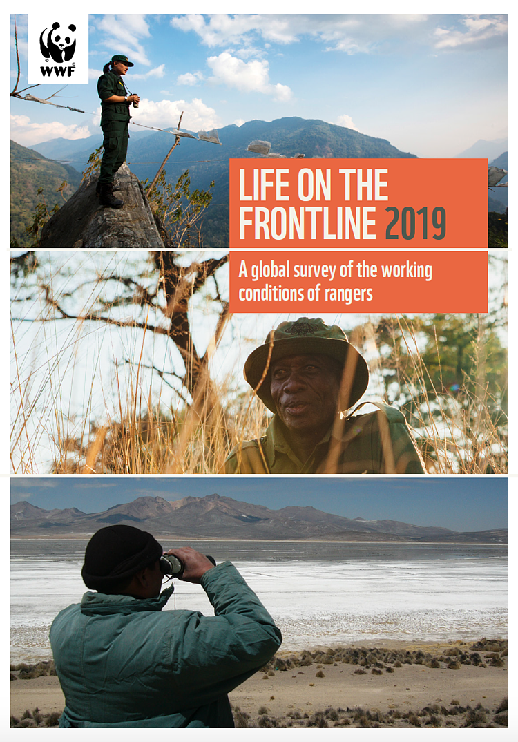 Life on the Frontline 2019: A global survey of the working conditions of rangers