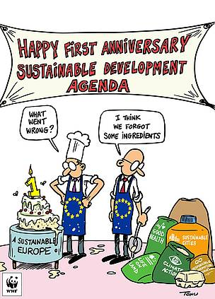 Missing Eu S First Birthday Gift To The Sustainable Development