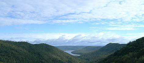 Amur-Heilong River at Hinggan Gorges rel=