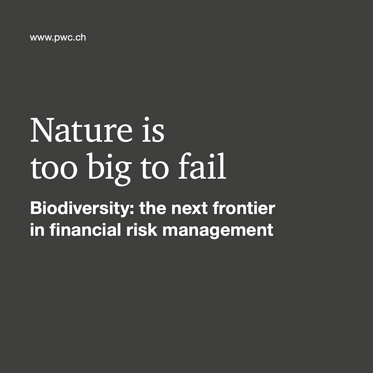 Nature is too big to fail