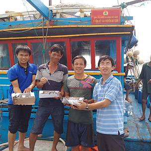 Better monitoring, better hooks—and less by-catch for Vietnamese fishers