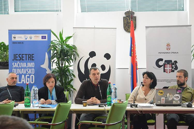 Serbian Inspectors, Prosecutors, Judges and Police Train Together  to Detect, Prosecute and Punish Wildlife Offenses for the First Time