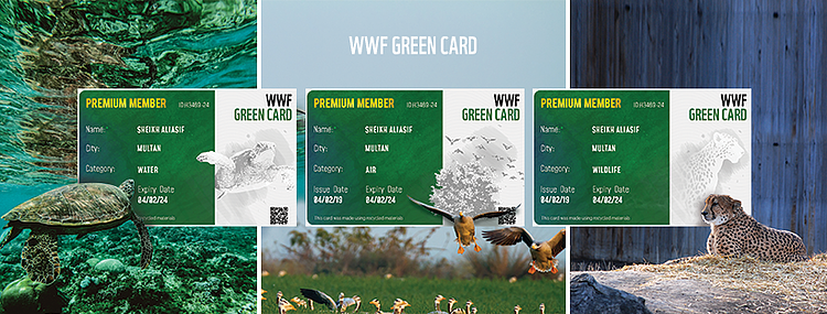 WWF calls on citizens to support nature conservation in Pakistan