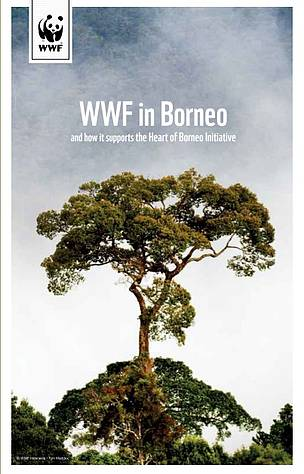 WWF in Borneo and How it supports The Heart of Borneo Initiative