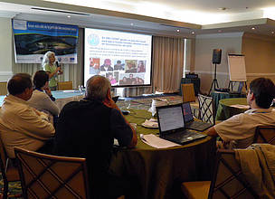 Eastern Pacific Ocean coastal states meet to discuss how to improve tuna management