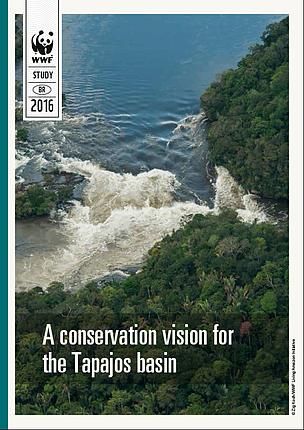A conservation vision for the Tapajos basin